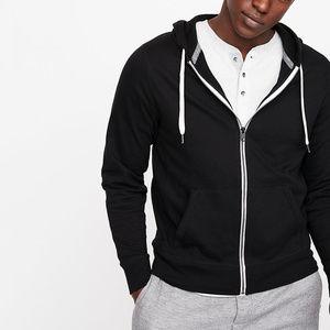 EXPRESS Fleece Full Zip Hoodie Jacket Sweater XS